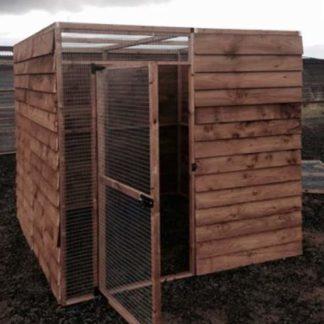 10 panel Aviary Enclosure
