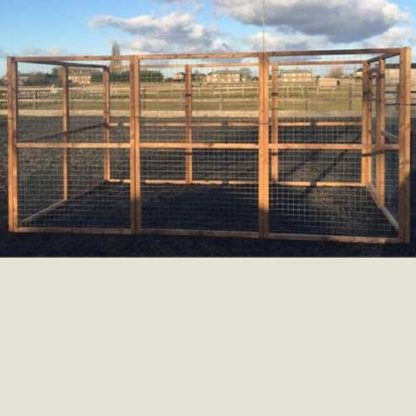 Animal enclosure