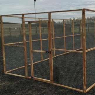 17 panel Aviary Enclosure