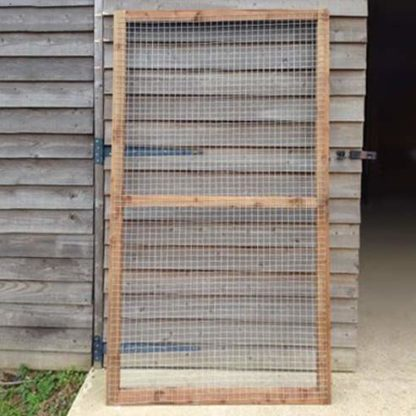 Aviary Wire Mesh Door