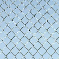 Galvanised Chain Link Fencing