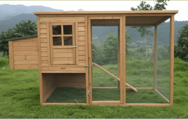 Chicken Coop CC048 ( 2 to 6 hens ) - Wire Shop - Ireland